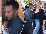 EXCLUSIVE: John Legend holds baby Luna affectionately as he takes the family to lunch at Il Pastaio in Beverly Hills.\n\nPictured: John Legend, Chrissy Teigen\nRef: SPL1296189  050616   EXCLUSIVE\nPicture by: MONEY$HOT-XCLU$IVE / Splash News\n\nSplash News and Pictures\nLos Angeles: 310-821-2666\nNew York: 212-619-2666\nLondon: 870-934-2666\nphotodesk@splashnews.com\n