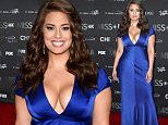 LAS VEGAS, NV - JUNE 05:  Model Ashley Graham attends the 2016 Miss USA pageant at T-Mobile Arena on June 5, 2016 in Las Vegas, Nevada.  (Photo by Ethan Miller/Getty Images)