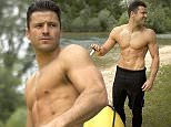 TOWIE hunk Mark Wright goes topless as he shoots a virtual reality postcard for Tesco Mobile. The TV star, 29, stripped off on set for the mobile network in Croatia recently as he white water rafted down the Cetina River. Tesco Mobile sent  The mobile network sent The Only Way is Essex star on the holiday of a lifetime to shoot Europe's first virtual reality video postcard to promote its Home from Home European roaming offer this summer.  Mark Wright's 360 virtual reality video postcard can be viewed at Tesco Mobile Phone Shops across the UK. EDITORIAL USE ONLY *MANDATORY CREDIT Splash/Tesco Mobile*   Pictured: Mark Wright poses topless for Tesco Mobile Ref: SPL1297073  070616   Picture by: Splash News/Tesco Mobile  Splash News and Pictures Los Angeles: 310-821-2666 New York: 212-619-2666 London: 870-934-2666 photodesk@splashnews.com