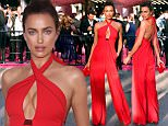 NEW YORK, NY - JUNE 06:  Irina Shayk attends the 2016 CFDA Fashion Awards at the Hammerstein Ballroom on June 6, 2016 in New York City.  (Photo by James Devaney/WireImage)
