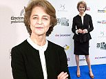 LONDON, ENGLAND - JUNE 05:  Charlotte Rampling arrives for the The South Bank Sky Art Awards at The Savoy Hotel on June 5, 2016 in London, England.  (Photo by Dave J Hogan/Dave J Hogan/Getty Images)