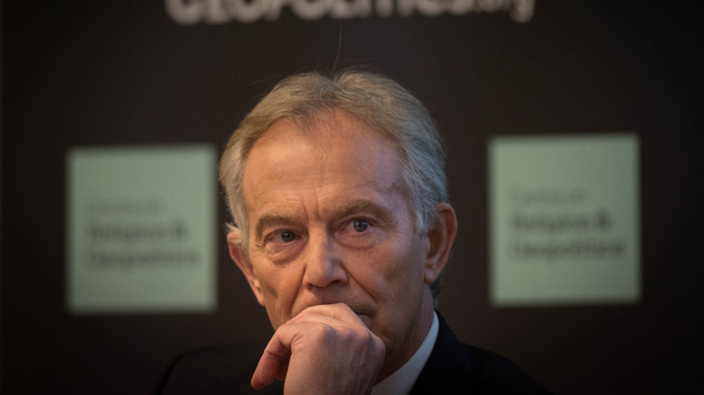 """Tony Blair said he has """"real humility"""" about the decisions he took over Iraq"""