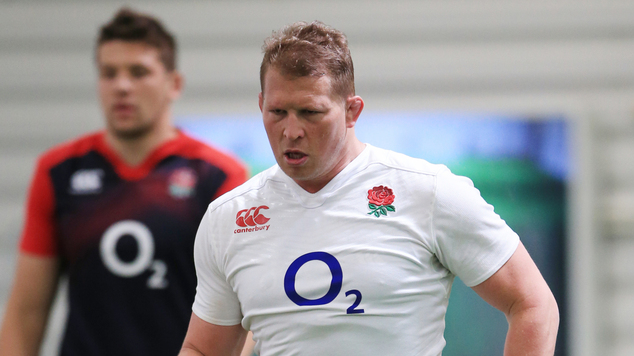 England captain Dylan Hartley is set to start against Wales on Sunday