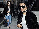Kourtney Kardashian arriving at her hotel\nFeaturing: Kourtney Kardashian\nWhere: London, United Kingdom\nWhen: 06 Jun 2016\nCredit: Will Alexander/WENN.com