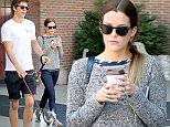 Actress Riley Keogh drinks coffee while her boyfriend Ben Sherman-Petersen walks their dog in New York City on June 7, 2016.\n\nPictured: Riley Keough\nRef: SPL1297203  070616  \nPicture by: Christopher Peterson/Splash News\n\nSplash News and Pictures\nLos Angeles: 310-821-2666\nNew York: 212-619-2666\nLondon: 870-934-2666\nphotodesk@splashnews.com\n