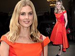LONDON, ENGLAND,  7TH JUNE 2016:  Donna Air at the Royal Academy of Arts Summer Exhibition Preview Party 2016 in Burlington House, London on the 7th June 2016.  Photo Alan Davidson/The Picture Library 0203 174 1069/07711 972644