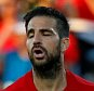 Football Soccer - Spain v Georgia- International Friendly- Colisseum Alfonso Perez, Getafe, Spain  - 07/06/16  Spain's Cesc Fabregas reacts. REUTERS/Susana Vera