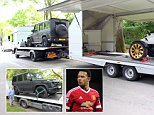 7.6.16..... Has Memphis Depay kicked his last ball for Man United?........ Memphis sent a Dutch vehicle transport company to his £15,000 a month rented mansion in Hale, Cheshire to take his £100,000 Mercedes G Wagon and his $20,000 Scorpion Trike back to Holland on Tuesday morning. Memphis has already had his £250,000 Rolls Royce Wraith shipped back to Holland a month ago.