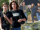 153283, EXCLUSIVE: Like mother, like daughter! Kaia is the spitting image of her former super model mother Cindy Crawford while out in Malibu. Malibu, California - Monday, June 6, 2016.  Photograph: © , PacificCoastNews. Los Angeles Office: +1 310.822.0419 UK Office: +44 (0) 20 7421 6000 sales@pacificcoastnews.com FEE MUST BE AGREED PRIOR TO USAGE ***Disclaimer: Please be aware that publication of certain images of celebrities and public figures with their children without their consent is subject to existing laws in the territories in which the images are being used. Please be aware of any such laws before use or publication. Pacific Coast News, as a content provider, shall not be held responsible for any legal ramifications resulting in the agency or client distribution and use of the content provided to them by Pacific Coast News.***