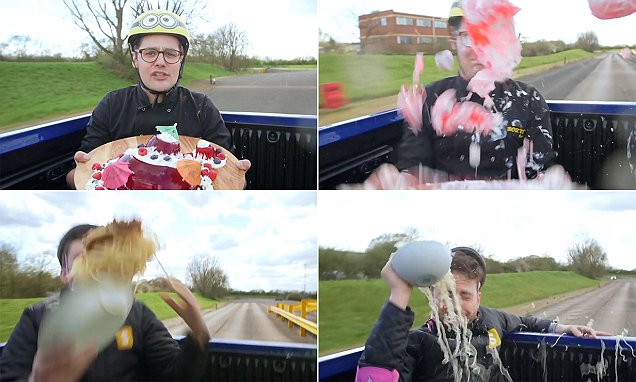 YouTube' SORTEDfood hilarious video on seven foods you should never eat in a moving car