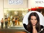 Molotov cocktail thrown at Kardashian sisters