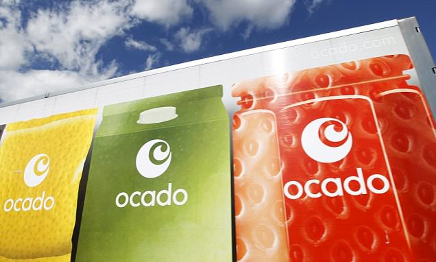 Ocado sinks as grocers fear new internet threat and trend towards convenience stores