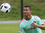 Portugal are hoping to have an impact at Euro 2016 as Ronaldo looks to add silverware to his cabinet