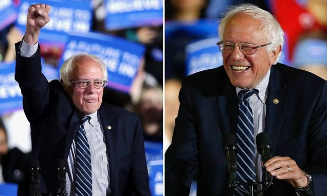 Bernie Sanders REFUSES to leave the race after Hillary Clinton clinches Democratic