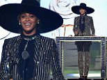 eURN: AD*208786637  Headline: 2016 CFDA Fashion Awards - Show Caption: NEW YORK, NY - JUNE 06:  Beyonce accepts The CDFA Fashion Icon Award onstage at the 2016 CFDA Fashion Awards at the Hammerstein Ballroom on June 6, 2016 in New York City.  (Photo by Theo Wargo/Getty Images) Photographer: Theo Wargo  Loaded on 07/06/2016 at 04:08 Copyright: Getty Images North America Provider: Getty Images  Properties: RGB JPEG Image (19802K 1665K 11.9:1) 3000w x 2253h at 96 x 96 dpi  Routing: DM News : GroupFeeds (Comms), GeneralFeed (Miscellaneous) DM Showbiz : SHOWBIZ (Miscellaneous) DM Online : Online Previews (Miscellaneous), CMS Out (Miscellaneous)  Parking:
