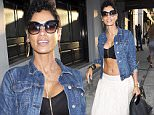 Nicole Murphy shows off her trim stomach in a bra top as she left dinner at Craigs Restaurant in West Hollywood, CA\n\nPictured: Nicole Murphy\nRef: SPL1297770  070616  \nPicture by: SPW / Splash News\n\nSplash News and Pictures\nLos Angeles: 310-821-2666\nNew York: 212-619-2666\nLondon: 870-934-2666\nphotodesk@splashnews.com\n