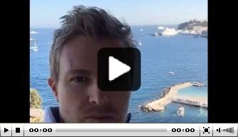 Video: Nico Rosberg's Monaco blog