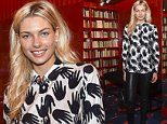 NEW YORK, NY - JUNE 07:  Model Jessica Hart attends the Sonia Rykiel Pre Spring 2017 Presentation at Sonia Rykiel Madison Boutique on June 7, 2016 in New York City.  (Photo by Ben Gabbe/Getty Images)
