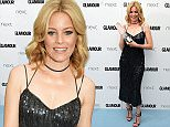 *Embargoed until 22:30 Tuesday 07.06.2016* Elizabeth Banks with the Film Maker Award in the press room at the Glamour Women of the Year Awards 2016, Berkeley Square Gardens, London. PRESS ASSOCIATION Photo. Picture date: Tuesday June 7, 2016. Photo credit should read: Ian West/PA Wire