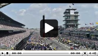 Video: 100th Indianapolis 500 timelapse