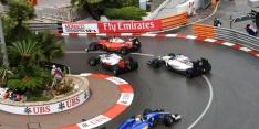 Grosjean left to rue Räikkönen incident