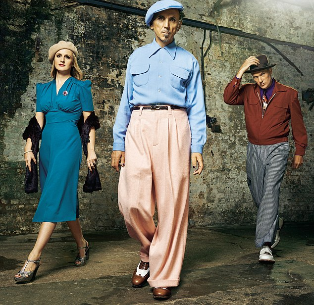 Kevin Rowland reaches back to his prolific Eighties for an abandoned idea: an album of traditional Irish songs. The concept has evolved, so Carrickfergus and Curragh Of Kildare mingle with Both Sides Now and How Do I Live, united by Dexys' expansive sound and Rowland's sincerity. Some will love it, some will think it's bonkers