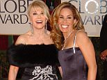 Melissa Rivers and Joan Rivers at the Golden Globe Awards Beverly Hilton Hotle, Beverly Hills, CA January 16, 2005   Sara De Boer