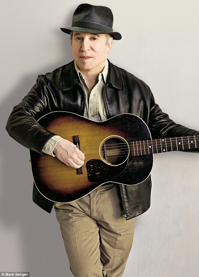 Although Paul Simon is now 74, his singing voice barely registers the passing of the decades and his muse is clearly still hungry after all these years
