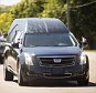 THURSDAY JUNE 9, 2016 - LOUISVILLE, KENTUCKY, USA A hearse carrying Muhammad Ali's body leaves the A.D. Porter & Sons funeral home in Louisville, Kentucky. The hearse was escorted by a large police escort. Photograph: James Breeden for DailyMail.com