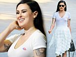 EXCLUSIVE: Limousine-liberal, Rumer Willis takes a car-service to vote in the primary election today near her home in Los Angeles, CA. Rumer who's parents are Bruce Willis and Demi Moore has been very vocal about her support for democratic nominee Bernie Sanders on social media. \n\nPictured: Rumer Willis\nRef: SPL1294684  070616   EXCLUSIVE\nPicture by: Splash News\n\nSplash News and Pictures\nLos Angeles: 310-821-2666\nNew York: 212-619-2666\nLondon: 870-934-2666\nphotodesk@splashnews.com\n