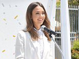 LOS ANGELES, CA - JUNE 07:  Jessica Alba attends Baby2Baby and The Honest Company Host LAUSD Graduation Event to Support Mothers Pursuing Education on June 7, 2016 in Los Angeles, California.  (Photo by Stefanie Keenan/Getty Images for Baby2Baby )