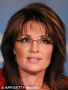 Not her first go: Sarah Palin was the GOP vice presidential-nom in 2008