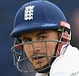 CHESTER-LE-STREET, ENGLAND - MAY 27:  Alex Hales of England bats during day one of the 2nd Investec Test match between England and Sri Lanka at Emirates Durham ICG on May 27, 2016 in Chester-le-Street, United Kingdom.  (Photo by Gareth Copley/Getty Images)