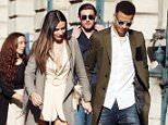 26.April.2016 - London - UK **EXCLUSIVE ALLROUND PICTURES** Young PFA Player of the year Dele Alli seen with a mystery female companion heading into a Central London hotel. Earlier Dele took out a wad of cash from the cash machine. Is Dele trying to soften the blow from the decision of being charged with violent conduct by the FA during an altercation with West Brom's Claudio Yacob during a premier league game. Alli was also rumoured to be dating Towie star Ferne McCann. BYLINE MUST READ : XPOSUREPHOTOS.COM ***UK CLIENTS - PICTURES CONTAINING CHILDREN PLEASE PIXELATE FACE PRIOR TO PUBLICATION*** UK CLIENTS MUST CALL PRIOR TO TV OR ONLINE USAGE PLEASE TELEPHONE 0208 344 2007