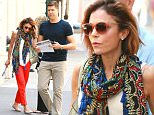"""Bethenny Frankel was seen carrying a floor plan as she shopped around for an apartment with real estate broker and star of the TV show """"Million dollar listing NY""""  Fredrik Eklund and other friends in downtown Manhattan this evening.\n\nPictured: Bethenny Frankel\nRef: SPL1296684  060616  \nPicture by: LDBNY/Splash News\n\nSplash News and Pictures\nLos Angeles: 310-821-2666\nNew York: 212-619-2666\nLondon: 870-934-2666\nphotodesk@splashnews.com\n"""