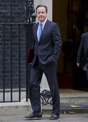 I am worried that David Cameron may soon overheat and explode. How can one small head contain so many contradictions?