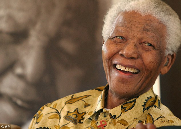 Nelson Mandela: A great tidal wave of syrup swept across the surface of the Earth as soon as his death was announced