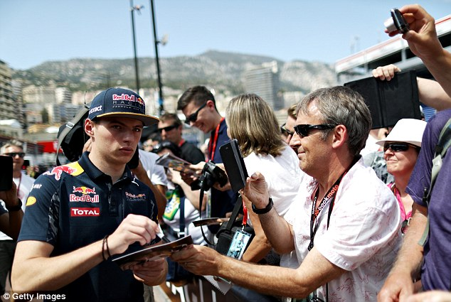 18-year-old wonderkid Verstappen has revealed that he wants to be world champion within five years