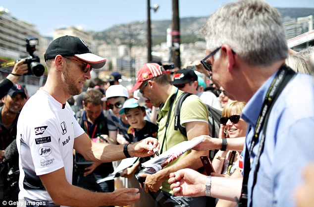 Button believes that Hamilton's extravagant lifestyle does not have any impact on his ability to drive