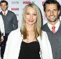 Anna Heinrich and Tim Robards arrives at the 30 days of Fashion Launch today in Sydney on the 28th August 2014. Photo by Gaye Gerard/ Daily Mail