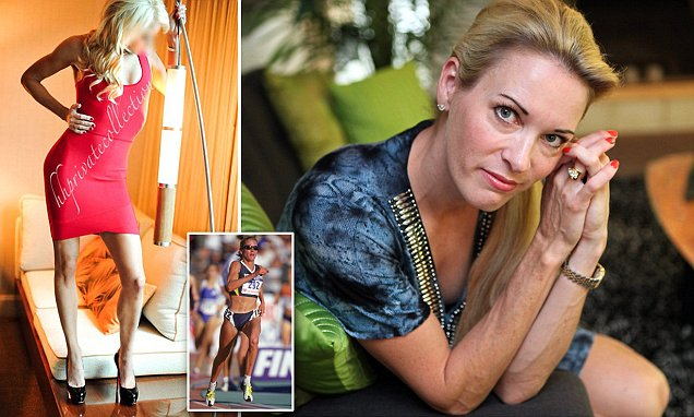 Olympic runner exposed as $600-an-hour call girl reveals sex craving