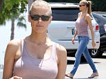 Studio City, CA - A slim looking Paige Butcher gets some shopping done with her parents. Paige and her man Eddie Murphy welcomed their first child together, daughter Izzy Oona, on May 3.\nAKM-GSI          June 8, 2016\nTo License These Photos, Please Contact :\nMaria Buda\n(917) 242-1505\nmbuda@akmgsi.com\nsales@akmgsi.com\nor \nMark Satter\n(317) 691-9592\nmsatter@akmgsi.com\nsales@akmgsi.com\nwww.akmgsi.com
