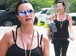 Picture Shows: Kyle Richards  June 07, 2016\n \n Reality star Kyle Richards enjoys a relaxing hike with her gal pals at Tree People Park in Studio City, California. Kyle has been busy as of late filming scenes for her reality show 'The Real Housewives of Beverly Hills.'\n \n Exclusive All Rounder\n UK RIGHTS ONLY\n Pictures by : FameFlynet UK © 2016\n Tel : +44 (0)20 3551 5049\n Email : info@fameflynet.uk.com