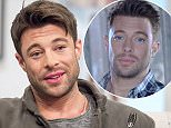 EDITORIAL USE ONLY. NO MERCHANDISING Mandatory Credit: Photo by Ken McKay/ITV/REX/Shutterstock (5611465bu) Duncan James 'Lorraine' TV show, London, Britain - 08 Mar 2016 Duncan James, the former Blue star is touring the UK in 'Priscilla Queen of the Desert' - he is back after 3 months away.
