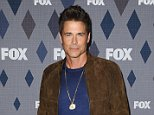 PASADENA, CA - JANUARY 15:  Actor Rob Lowe attends the FOX winter TCA 2016 All-Star party at The Langham Huntington Hotel and Spa on January 15, 2016 in Pasadena, California.  (Photo by Jason LaVeris/FilmMagic)