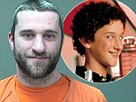 Police mugshot of actor Dustin Diamond, best known for his role as Screech on 'Saved by the Bell,' who was arrested for possession of a switchblade and charged with reckless endangerment and carrying a concealed weapon December 26, 2014 in Ozaukee County, Wisconsin. He appeared in court Friday afternoon where he was charged with second-degree recklessly endangering safety; carrying a concealed weapon; and disorderly conduct (use of a dangerous weapon).\n\n29 December 2014.\n\nPlease byline: Supplied by Vantage News\n\nVantage News does not claim any copyright or licence in the attached material any  downloading fees charged by Vantage News are for Vantage News services only, and do not, nor are they intended to, convey to the user any copyright or licence in the material. By publishing the material, the user expressly agrees to indemnify and to hold Vantage News harmless from any claims, demands, or causes of action arising out of or connected in any way with user's publication of the