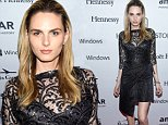 NEW YORK, NY - JUNE 09: Model Andreja Pejic attends the 7th Annual amfAR Inspiration Gala at Skylight at Moynihan Station on June 9, 2016 in New York City.  (Photo by Jamie McCarthy/Getty Images)