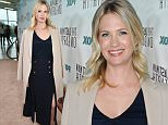 """January Jones attends the """"Last Man on Earth"""" AwardsLine screening held at Landmark Theatres on Thursday, June 9, 2016, in Los Angeles. (Photo by Richard Shotwell/Invision/AP)"""