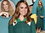 Suki Waterhouse attends a private party hosted by Burberry Chief Executive Christopher Bailey at Burberry in central London. PRESS ASSOCIATION Photo. Picture date: Friday June 10, 2016. The event celebrates the latest Burberry collections and the craftsmanship behind them, while also featuring installations by British artist Luke Edward Hall, who has collaborated with Burberry for the brand�s latest campaign. Photo credit should read: Ian West/PA Wire