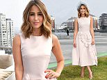 Rachel Stevens is announced as the official style ambassador for the 2016 Dubai Duty Free Irish Derby Festival taking place from 24 - 26 June at The Curragh Racecourse, The Marker Hotel, Dublin, Ireland - 08.06.16.\nFeaturing: Rachel Stevens\nWhere: Dublin, Ireland\nWhen: 08 Jun 2016\nCredit: WENN.com\n**Not available for publication in Ireland**